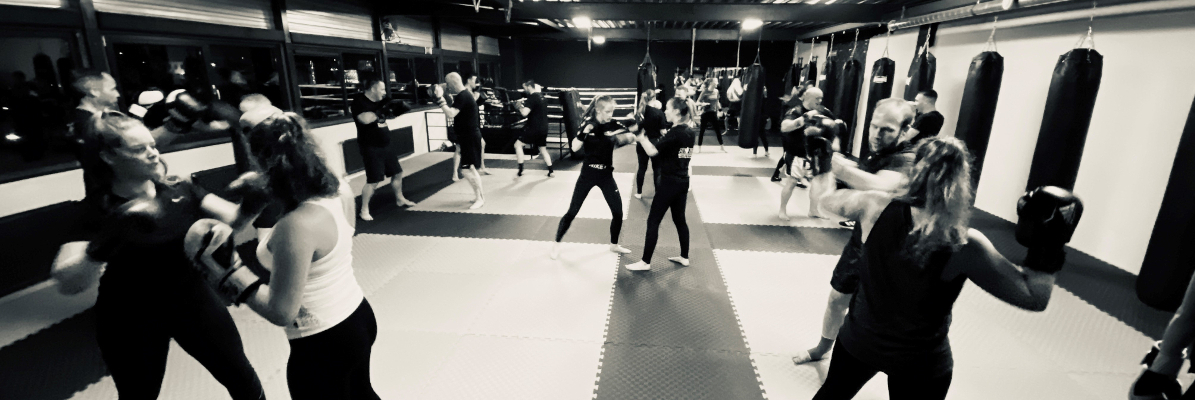 it's not just KickBoxing it's a lifestyle